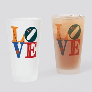 Love Philly Sports Drinking Glass