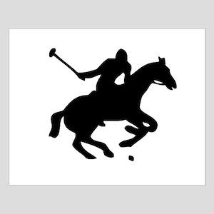 POLO HORSE Small Poster