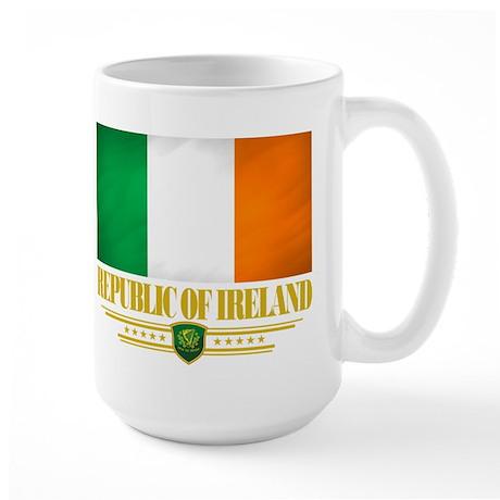 Flag of Ireland Large Mug