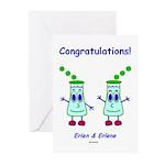 Erlen & Erlene Graduation Card (Pk of 10)