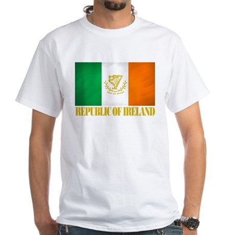 Ireland 2 White T-Shirt