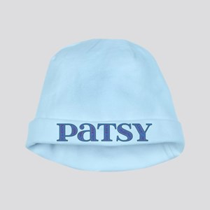 Patsy Blue Glass baby hat