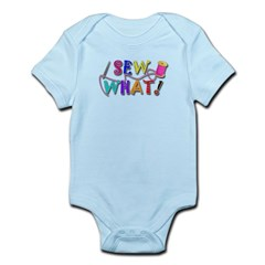 Sew What Infant Bodysuit