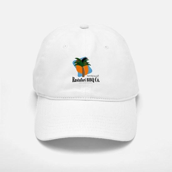 Rastafari BBQ Co. Baseball Baseball Cap