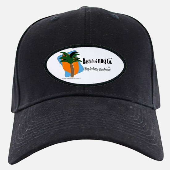 Rastafari BBQ Co. Baseball Hat