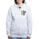 Class OF 2012 Women's Zip Hoodie