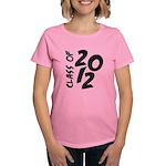 Class OF 2012 Women's Dark T-Shirt