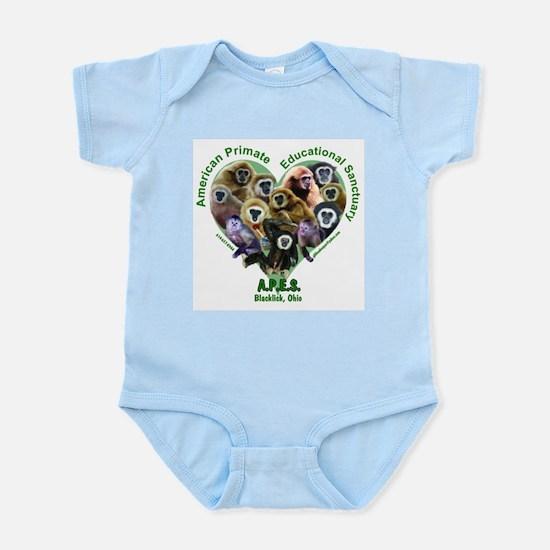 APES Infant Bodysuit