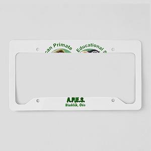 APES License Plate Holder