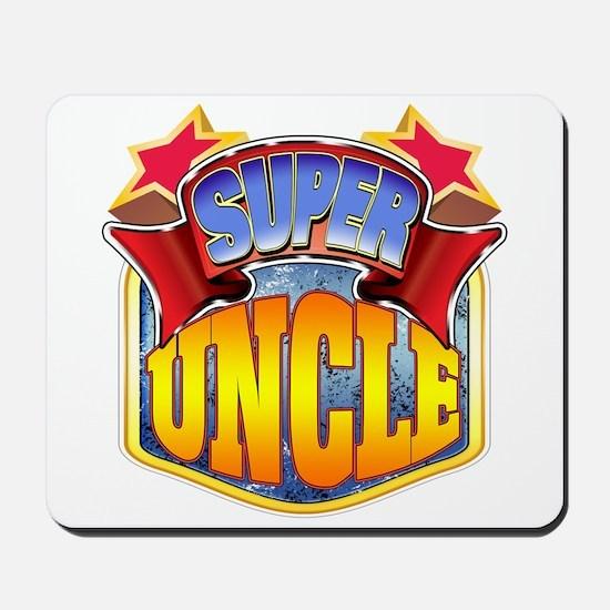 Super Uncle Mousepad