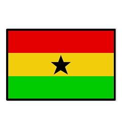 Ghana Postcards (Package of 8)