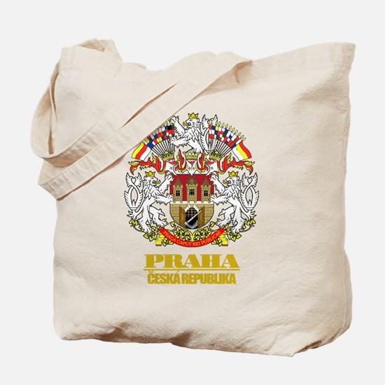 Praha (Prague) COA Tote Bag