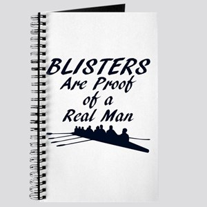 Blisters Are Proof Of A Real Man Journal