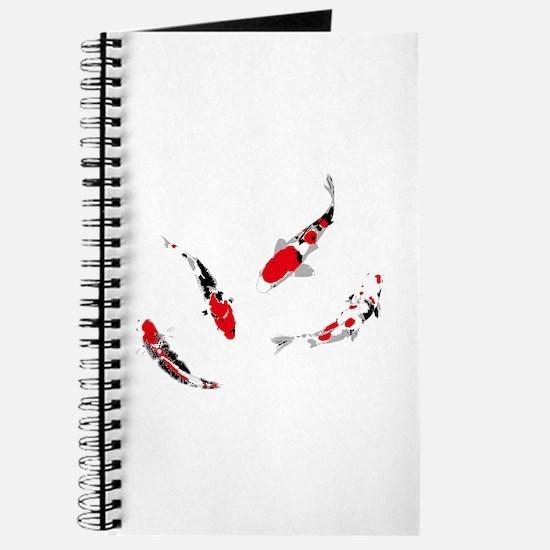 Varicolored carps Journal