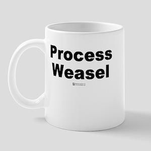 Process Weasel -  Mug