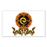 Gohu-ryuu 1 Sticker (Rectangle 50 pk)