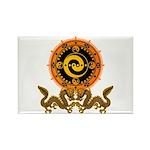 Gohu-ryuu 1 Rectangle Magnet (10 pack)