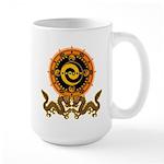 Gohu-ryuu 1 Large Mug