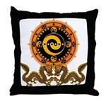 Gohu-ryuu 1 Throw Pillow