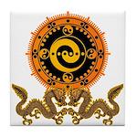 Gohu-ryuu 1 Tile Coaster
