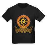 Gohu-ryuu 1 Kids Dark T-Shirt