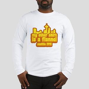 Seattle 1991 Long Sleeve T-Shirt