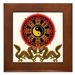 Gohu-ryuu 2 Framed Tile