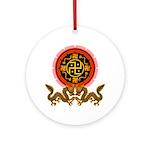 Goho-ryuu 3 Ornament (Round)