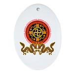 Goho-ryuu 3 Ornament (Oval)