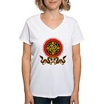 Goho-ryuu 3 Women's V-Neck T-Shirt