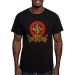 Goho-ryuu 3 Men's Fitted T-Shirt (dark)