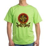 Goho-ryuu 3 Green T-Shirt