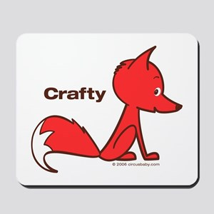 Crafty Fox Mousepad