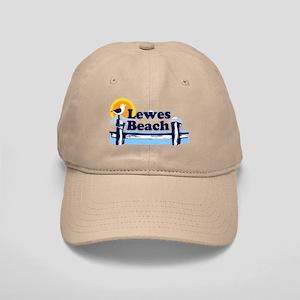 Lewes Beach DE - Pier Design. Cap