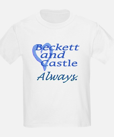 Beckett Castle Always T-Shirt