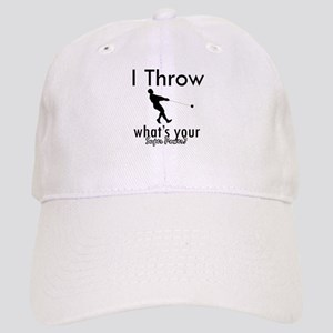 I Throw what's your superpower? Cap