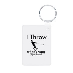 I Throw what's your superpower? Keychains