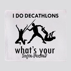 I Decathlons what's your superpower? Stadium Blan