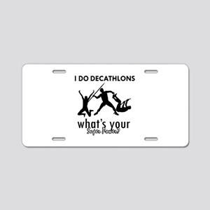 I Decathlons what's your superpower? Aluminum Lice
