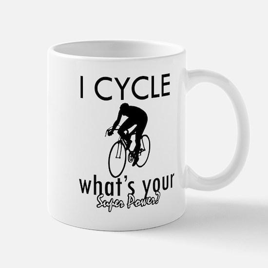 I Cycle Mug