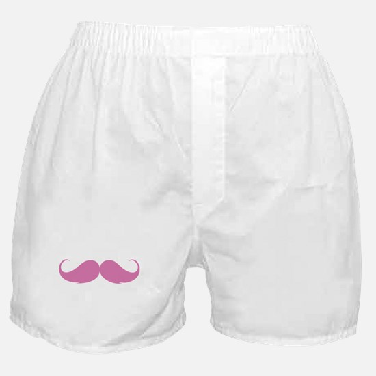 Moustache Boxer Shorts