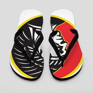 Native American Indian Flip Flops