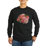 Cuttings Long Sleeve Dark T-Shirt