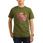 Cuttings Organic Men's T-Shirt (dark)