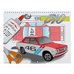 Datsun 510 Wall Calendar