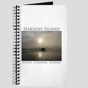 Harsens Island Sunrise 2 Journal