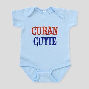 Cuban Cutie Infant Bodysuit