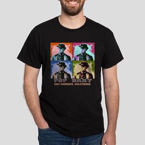 Pop Black Bart Dark T-Shirt