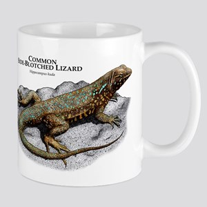 Common Side-Blotched Lizard Mug