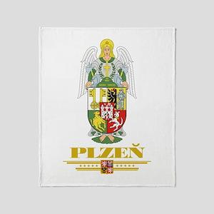 Plzen Throw Blanket